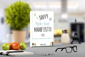 SMY manifesto ecover mockup with fruits