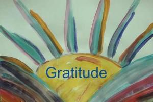 Gratitude artwork