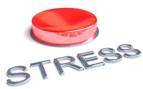 Red Stress Button
