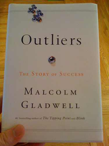cover page of Outliers'