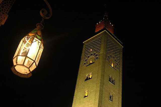 Ramadan night lamp