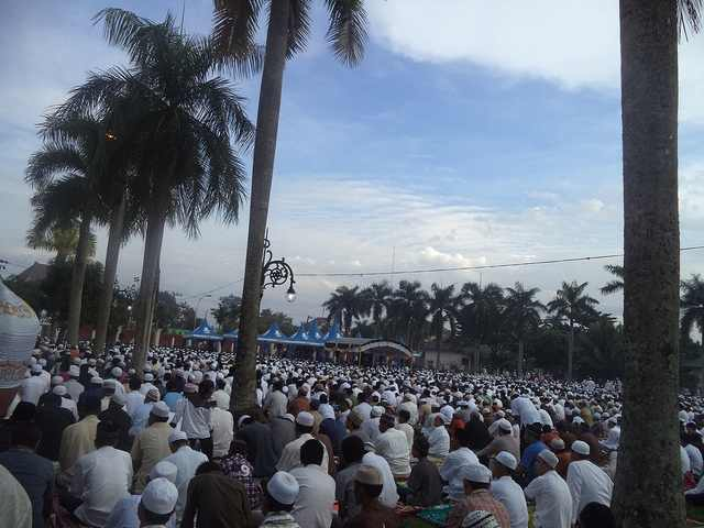 Eid ground