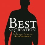 Cover page for Best of Creation book for post on eid book gift ideas