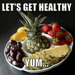 Youthlyhub.com meme on let's get healthy