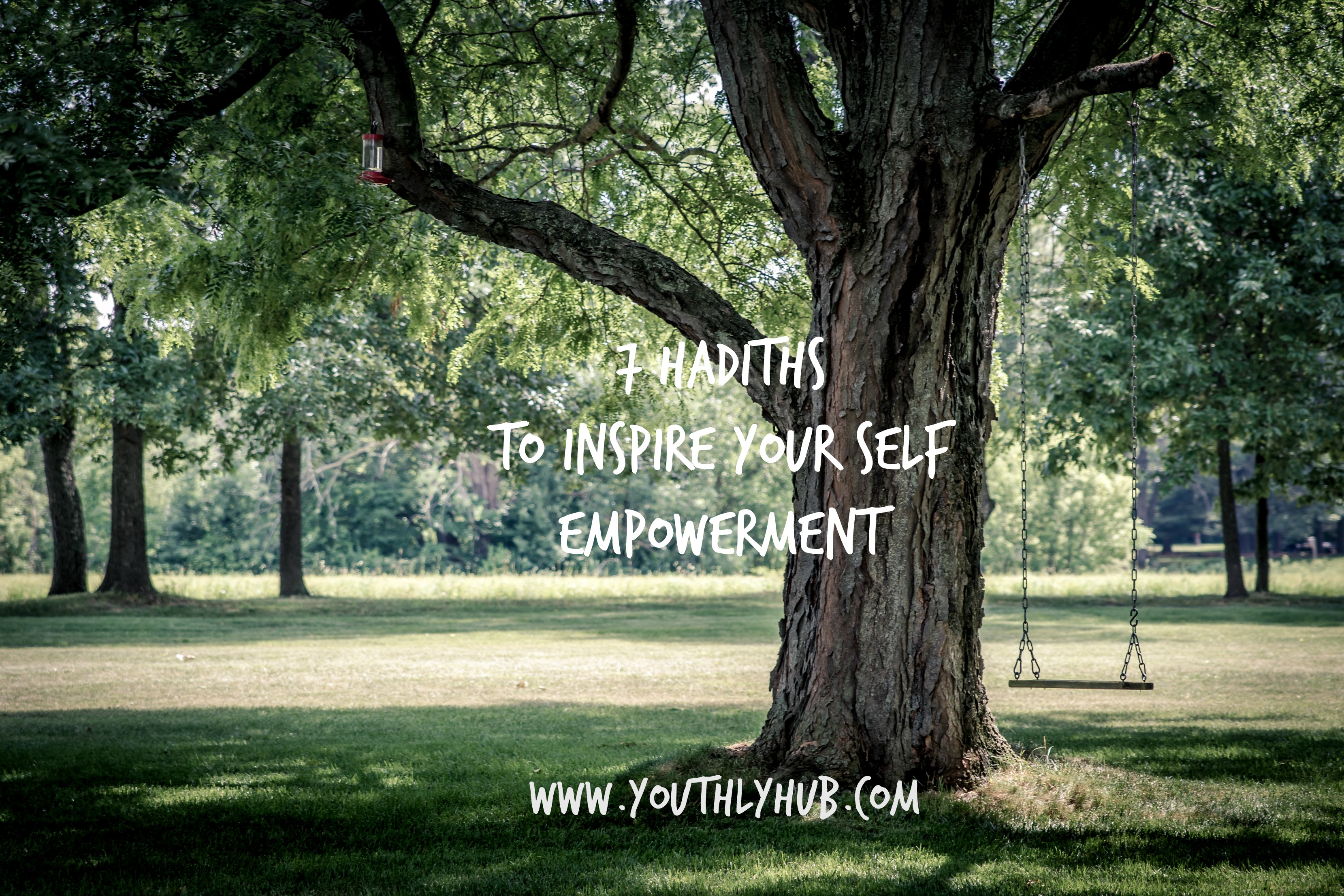 Self empowerment post on Youthlyhub.com