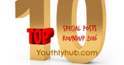 Special Roundup (2016): Top Youthly Hub Posts of the Year