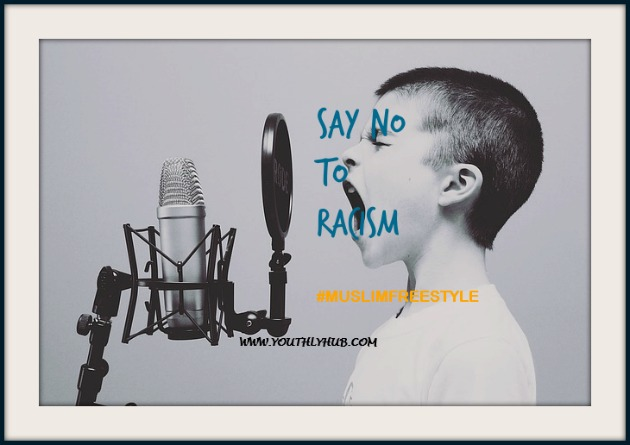MuslimFreestyle on Racism image post on YouthlyHub.com