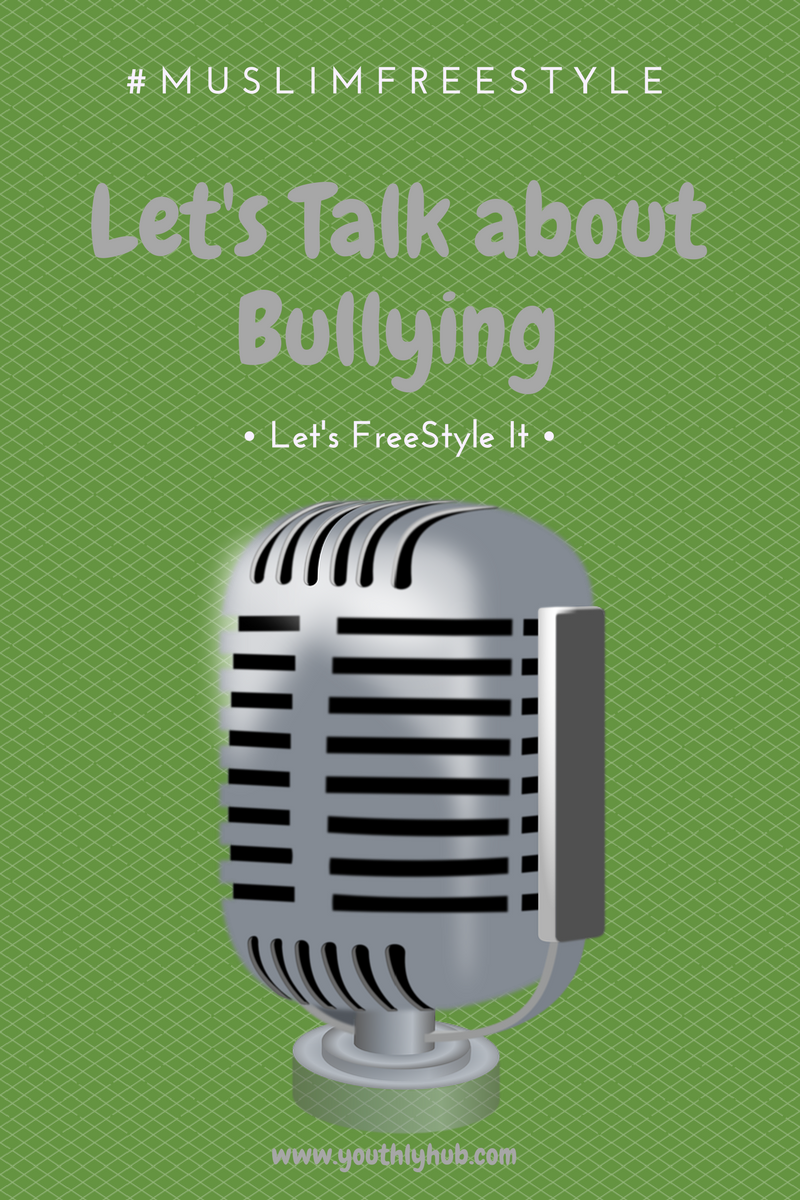 Poster on MuslimFreestyle 02: Bullying in Islam
