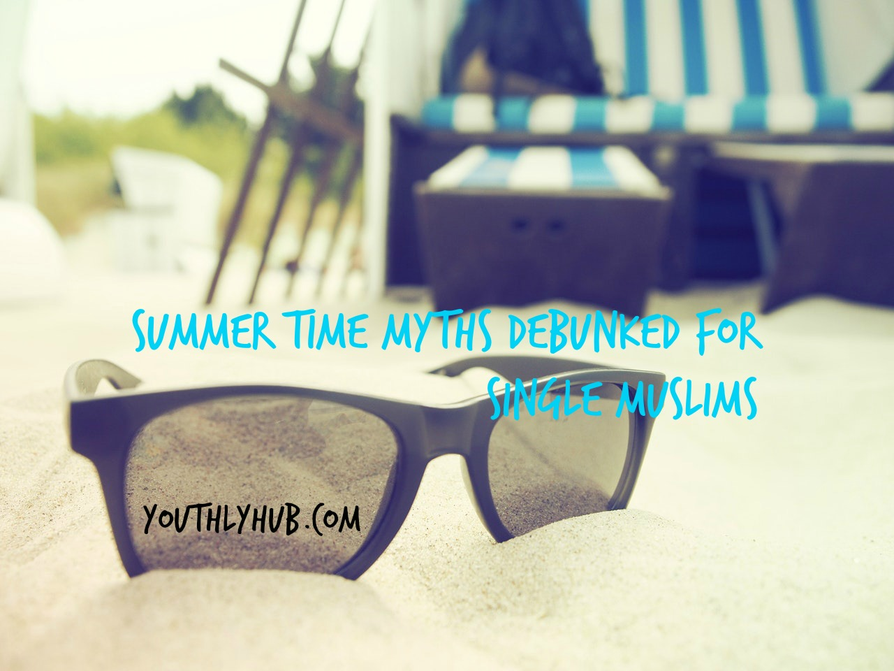 beach scenery for summer time myths post on YouthlyHub.com